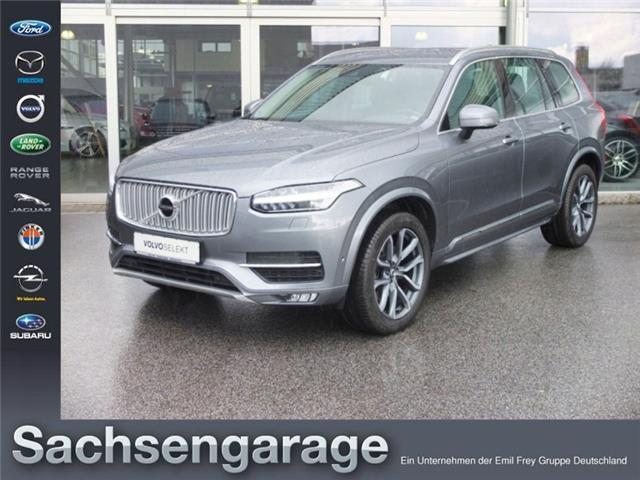 verkauft volvo xc90 d5 awd geartr ins gebraucht 2016 km in dresden. Black Bedroom Furniture Sets. Home Design Ideas