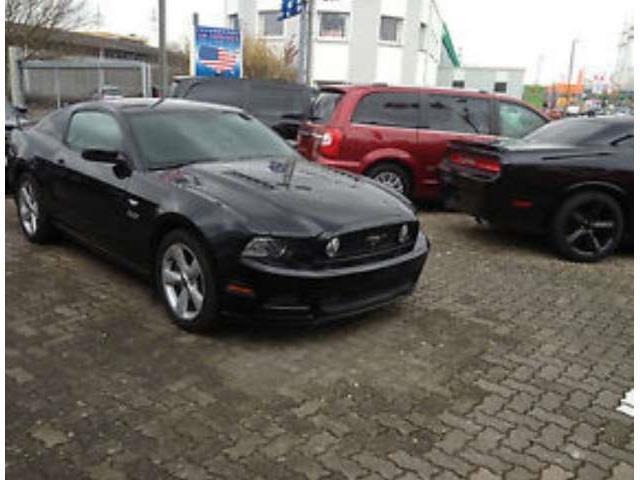 verkauft ford mustang gt cs roush stag gebraucht 2012 km in winterbach. Black Bedroom Furniture Sets. Home Design Ideas