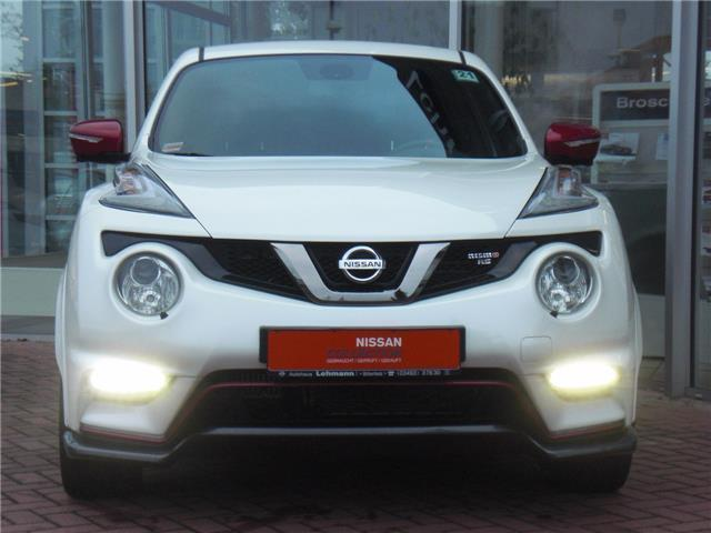 verkauft nissan juke 1 6 dig t nismo rs gebraucht 2015. Black Bedroom Furniture Sets. Home Design Ideas