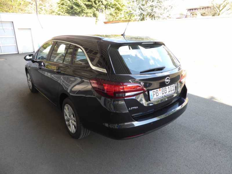 gebraucht astra st edition 1 6 cdti ecoflex in opel astra sports tourer 2016 km in. Black Bedroom Furniture Sets. Home Design Ideas