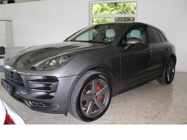 verkauft porsche macan turbo gebraucht 2014 km in bergisch gladbach. Black Bedroom Furniture Sets. Home Design Ideas