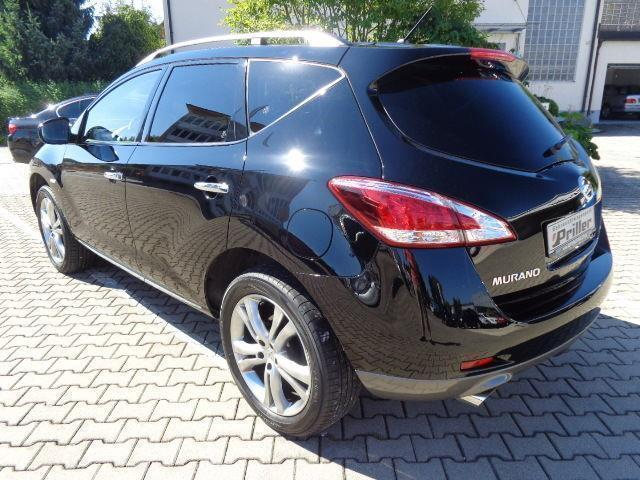 verkauft nissan murano 2 5 dci executi gebraucht 2013 km in dingolfing. Black Bedroom Furniture Sets. Home Design Ideas