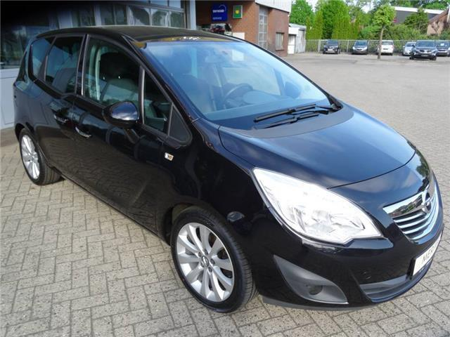 verkauft opel meriva b 1 7 cdti cosmo gebraucht 2011 km in emlichheim. Black Bedroom Furniture Sets. Home Design Ideas