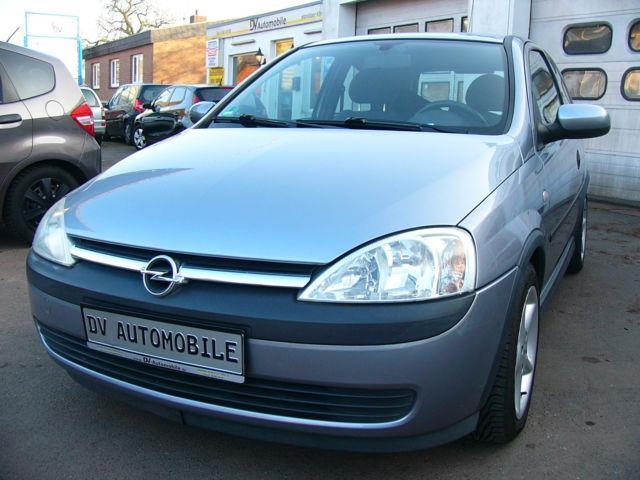 verkauft opel corsa c fresh hu neu gebraucht 2002 km in l beck. Black Bedroom Furniture Sets. Home Design Ideas