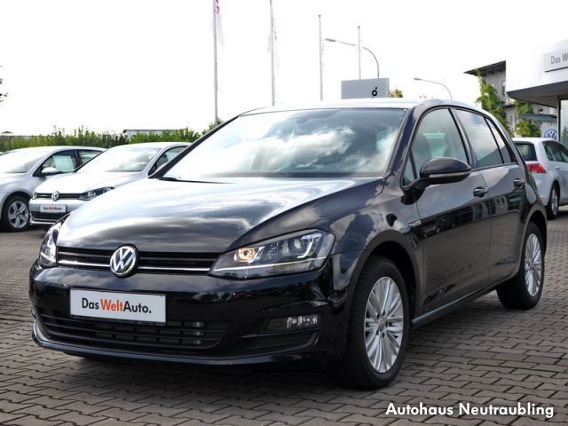 verkauft vw golf vii 2 0 tdi cup 150 p gebraucht 2014 7. Black Bedroom Furniture Sets. Home Design Ideas
