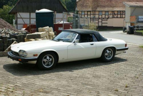 verkauft jaguar xjs cabrio hess eise gebraucht 1988. Black Bedroom Furniture Sets. Home Design Ideas