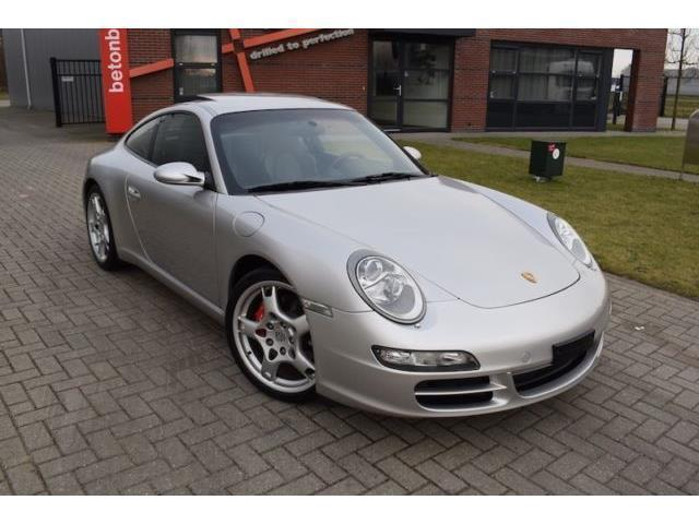 verkauft porsche 911 carrera s 997 sc gebraucht 2005 km in gronau. Black Bedroom Furniture Sets. Home Design Ideas
