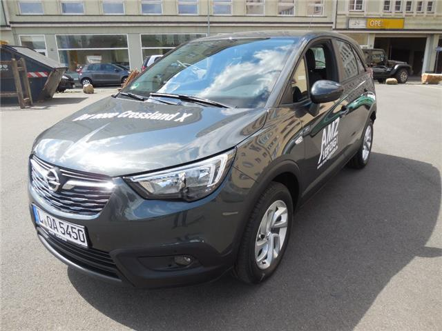 verkauft opel crossland x 1 2t edition gebraucht 2017 km in leipzig. Black Bedroom Furniture Sets. Home Design Ideas