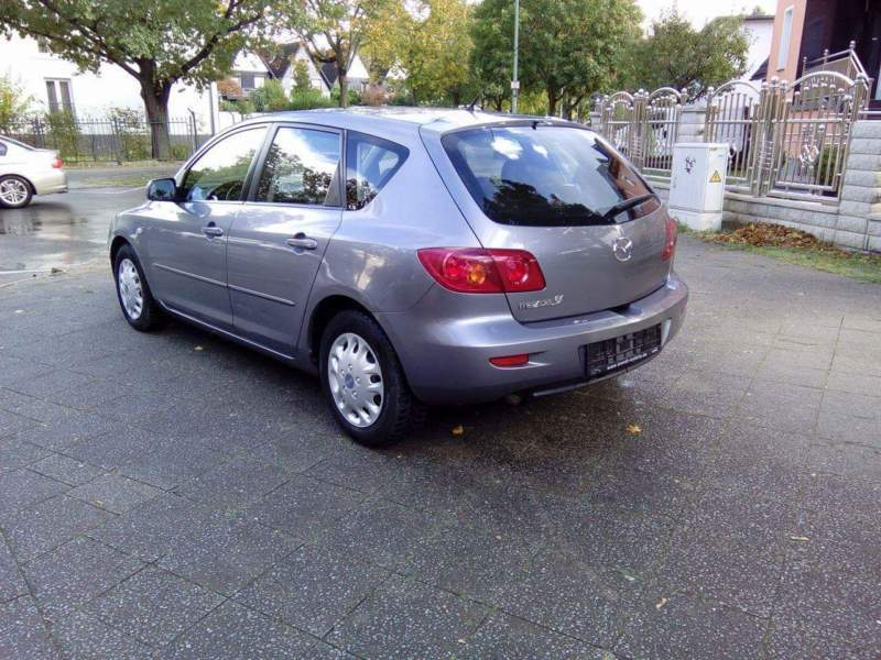 verkauft mazda 3 1 6 sport active gebraucht 2005 km in berlin. Black Bedroom Furniture Sets. Home Design Ideas