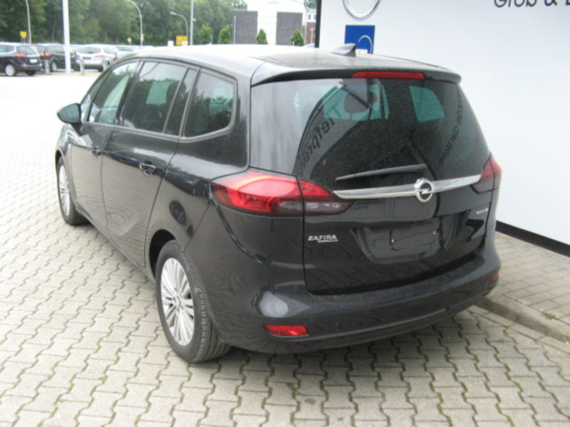 verkauft opel zafira tourer 1 4 turbo gebraucht 2016 km in lingen. Black Bedroom Furniture Sets. Home Design Ideas