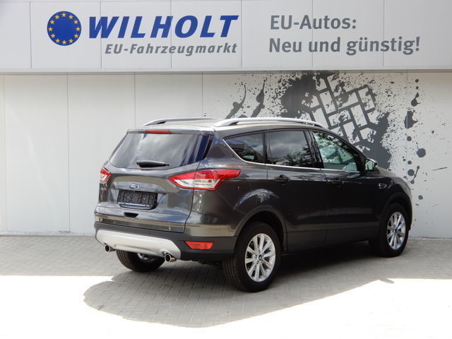 verkauft ford kuga 2 0 tdci 4x4 automa gebraucht 2016 km in papenburg. Black Bedroom Furniture Sets. Home Design Ideas