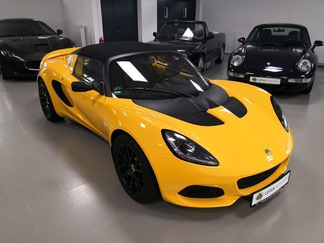 verkauft lotus elise sport 220 liteb gebraucht 2018 6. Black Bedroom Furniture Sets. Home Design Ideas