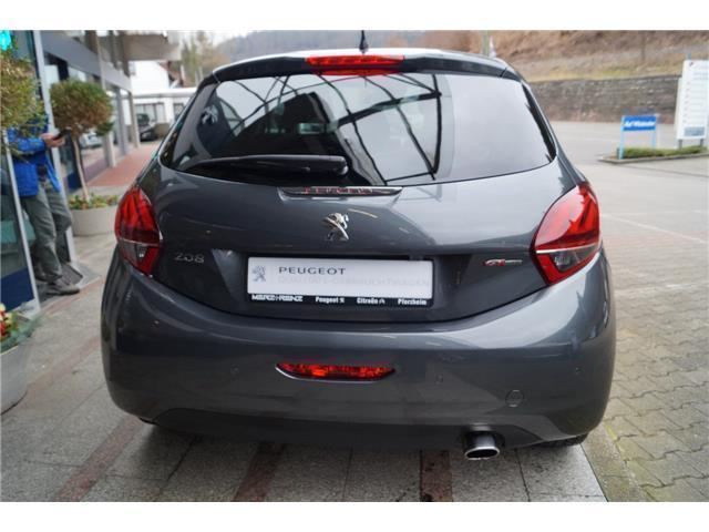 verkauft peugeot 208 puretech 82 active gebraucht 2016 km in waldheim. Black Bedroom Furniture Sets. Home Design Ideas