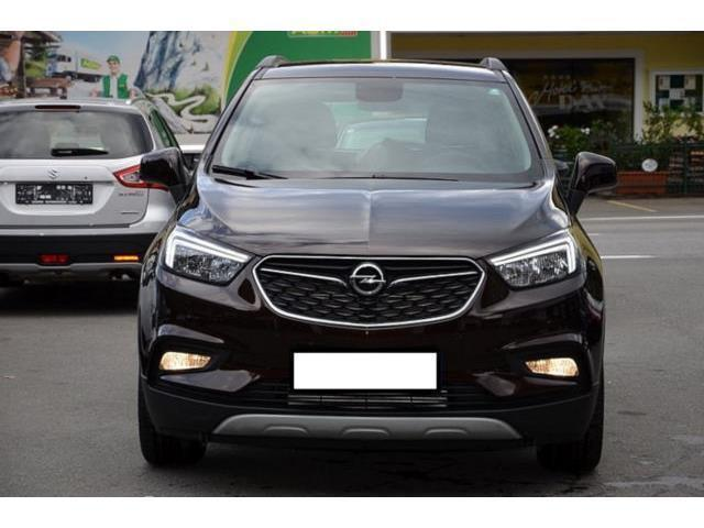 verkauft opel mokka x innovation 4x4 n gebraucht 2016 km in perlesreut. Black Bedroom Furniture Sets. Home Design Ideas