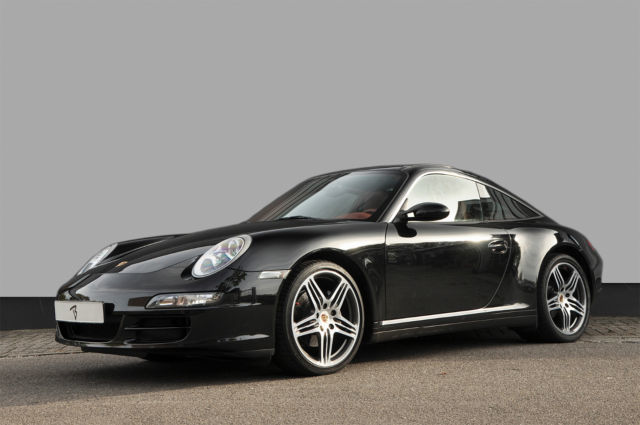 verkauft porsche 911 targa 4 tiptronic gebraucht 2007. Black Bedroom Furniture Sets. Home Design Ideas