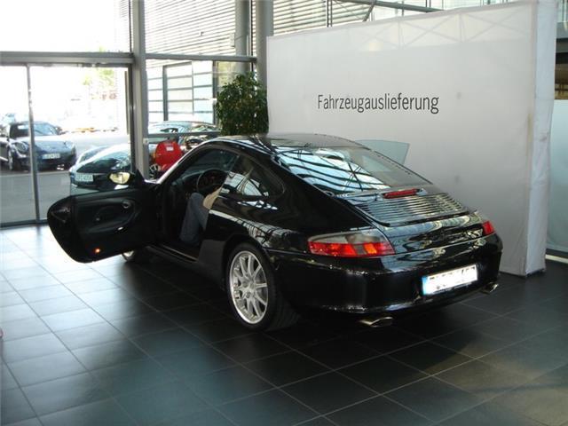 verkauft porsche 911 carrera 996 gebraucht 2002. Black Bedroom Furniture Sets. Home Design Ideas