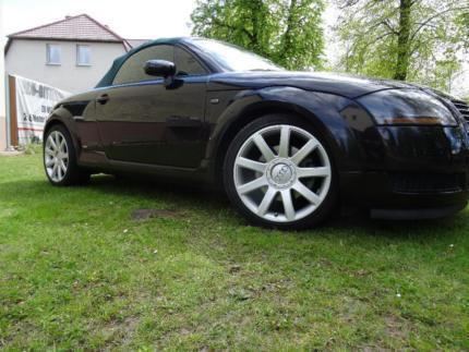 verkauft audi tt roadster 1 8 auto gebraucht 2001 km in heilberscheid. Black Bedroom Furniture Sets. Home Design Ideas