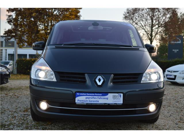 gebraucht iv edition 25th renault espace 2011 km 130. Black Bedroom Furniture Sets. Home Design Ideas
