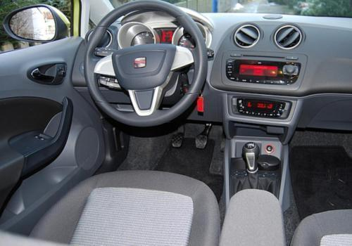 Verkauft seat ibiza 1 4 16v copa gebraucht 2011 for Seat ibiza innenraum