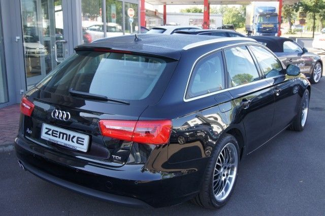 gebraucht avant 2 0 tdi dpf audi a6 2014 km in bochum. Black Bedroom Furniture Sets. Home Design Ideas