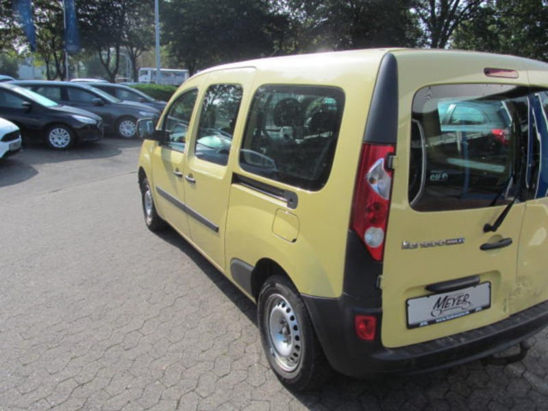 verkauft renault kangoo rapid 1 5 dci gebraucht 2011 km in bad oeynhausen. Black Bedroom Furniture Sets. Home Design Ideas