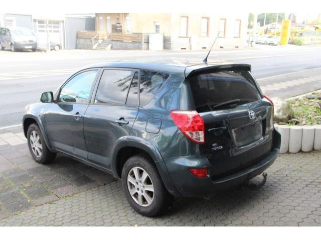 verkauft toyota rav4 executive gebraucht 2006 km in offenbach. Black Bedroom Furniture Sets. Home Design Ideas