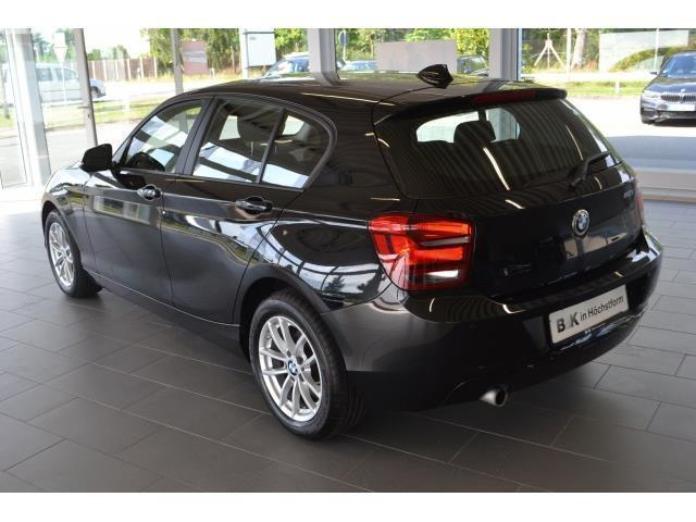 verkauft bmw 116 116i 5 t rer navi alu gebraucht 2014 km in salzwedel brietz. Black Bedroom Furniture Sets. Home Design Ideas
