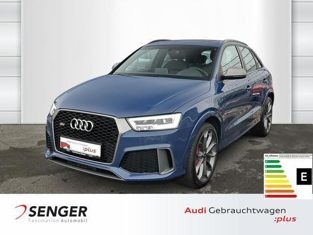 Verkauft Audi Rs Q3 Performance 25 Tf Gebraucht 2016 8260 Km In