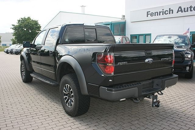verkauft ford v8 f 150 svt raptor 6 2s gebraucht 2012 km in magdeburg. Black Bedroom Furniture Sets. Home Design Ideas