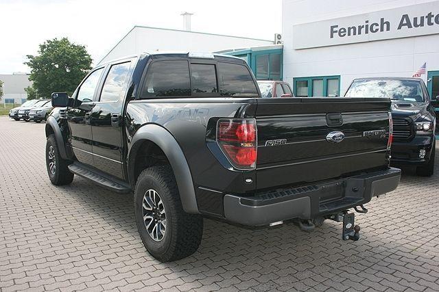 verkauft ford v8 f 150 svt raptor 6.2s., gebraucht 2012, 8.300 km in