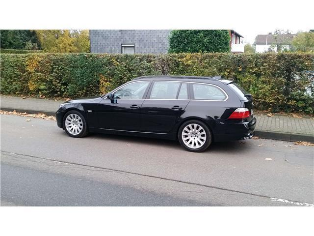 verkauft bmw 520 5er touring edition s gebraucht 2008 km in walsum. Black Bedroom Furniture Sets. Home Design Ideas
