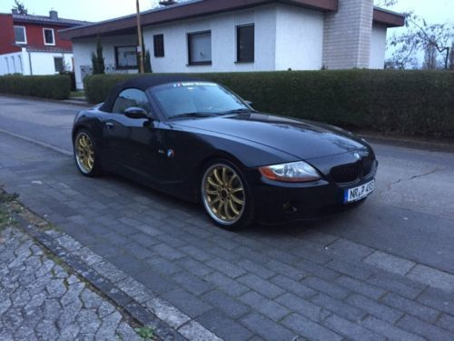 verkauft bmw z4 3 0 e85 cabrio m sport gebraucht 2003 km in radolfzell am bod. Black Bedroom Furniture Sets. Home Design Ideas