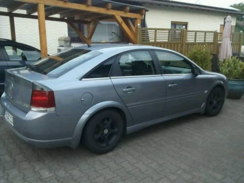 verkauft opel vectra gts gebraucht 2003 km in. Black Bedroom Furniture Sets. Home Design Ideas
