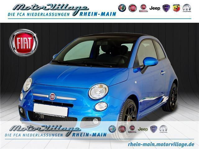verkauft fiat 500c s 0 9 8v twinair 85 gebraucht 2015 km in frankfurt am main. Black Bedroom Furniture Sets. Home Design Ideas