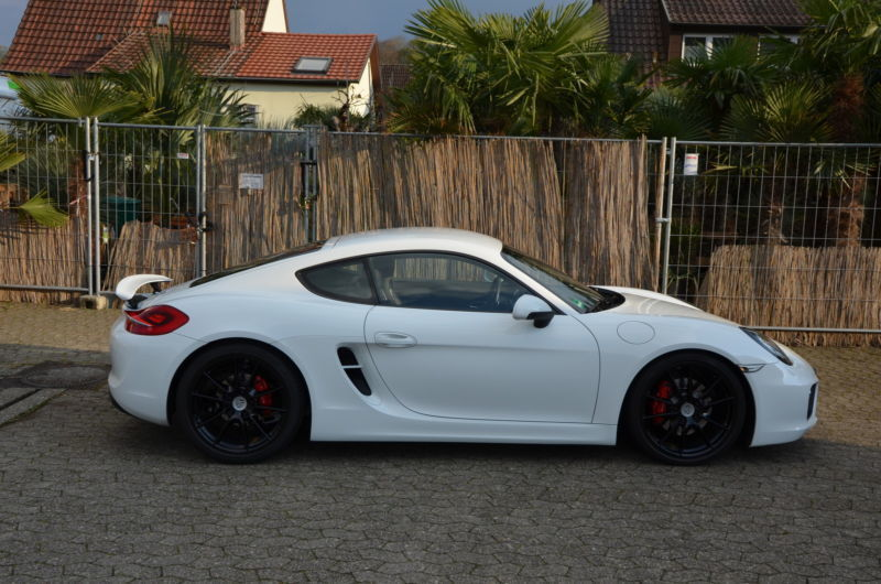 verkauft porsche cayman s pdk bose 20 gebraucht 2013 km in ebersbach. Black Bedroom Furniture Sets. Home Design Ideas