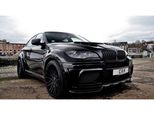 verkauft bmw x6 m hamann 100 tycoon gebraucht 2010. Black Bedroom Furniture Sets. Home Design Ideas