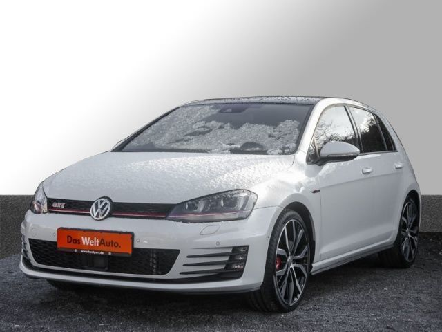 verkauft vw golf vii gti performance l gebraucht 2016 km in dortmund. Black Bedroom Furniture Sets. Home Design Ideas