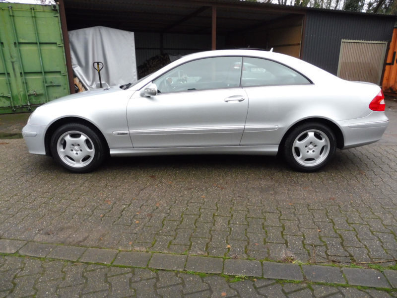 verkauft mercedes clk280 clk coupe 1 gebraucht 2006 km in duisburg. Black Bedroom Furniture Sets. Home Design Ideas