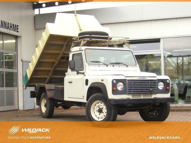 verkauft land rover defender 130 singl gebraucht 2004 km in stadthagen. Black Bedroom Furniture Sets. Home Design Ideas