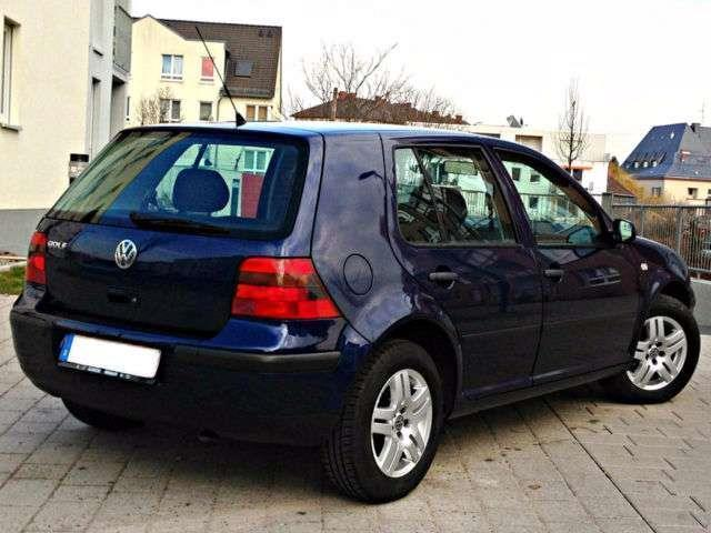 verkauft vw golf 1 4 gebraucht 2003 km in dautphetal. Black Bedroom Furniture Sets. Home Design Ideas