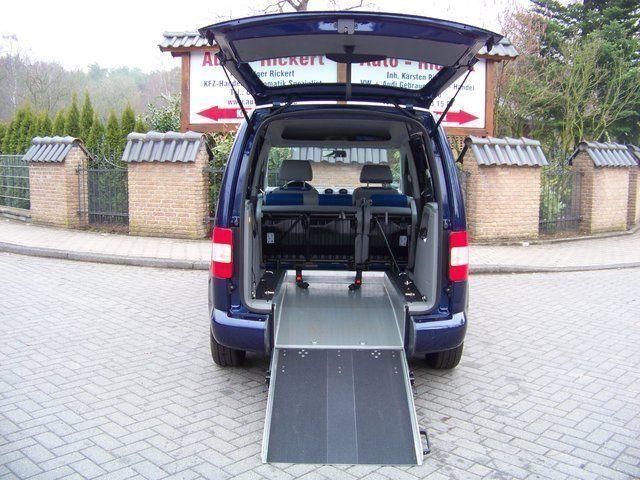 verkauft vw caddy life rollstuhlrampe gebraucht 2009 km in ladbergen. Black Bedroom Furniture Sets. Home Design Ideas