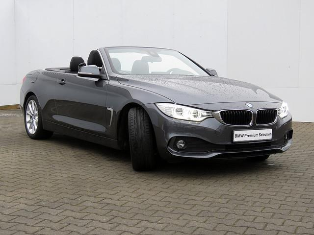 verkauft bmw 420 d cabrio gebraucht 2014 km in teltow. Black Bedroom Furniture Sets. Home Design Ideas