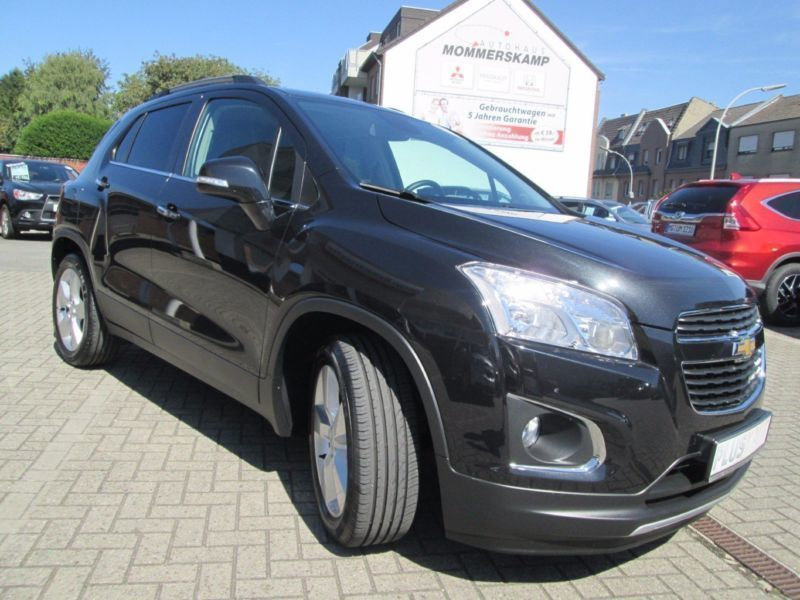 verkauft chevrolet trax lt 4x4 5 jahr gebraucht 2013 km in m nchengladbach. Black Bedroom Furniture Sets. Home Design Ideas