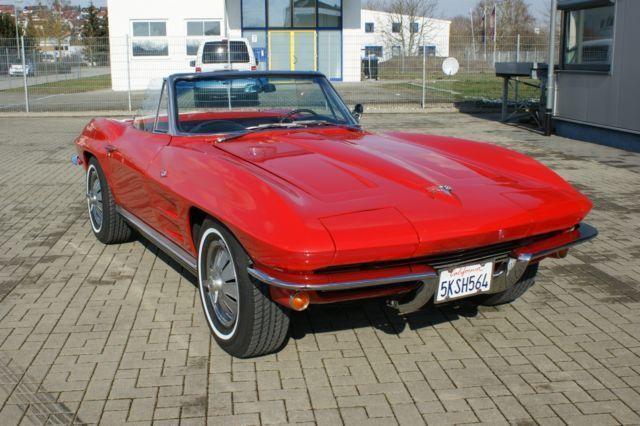 c2 gebrauchte corvette c2 kaufen 27 g nstige autos zum. Black Bedroom Furniture Sets. Home Design Ideas