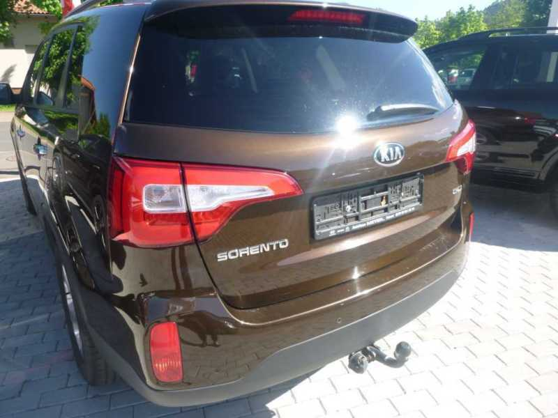 verkauft kia sorento 2 2 crdi awd visi gebraucht 2013 km in bad tabarz. Black Bedroom Furniture Sets. Home Design Ideas