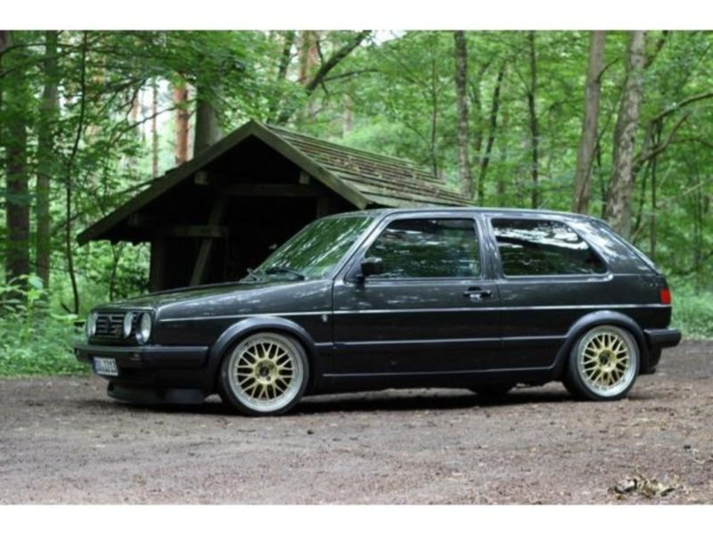 verkauft vw golf gti gebraucht 1989 km in chamerau. Black Bedroom Furniture Sets. Home Design Ideas