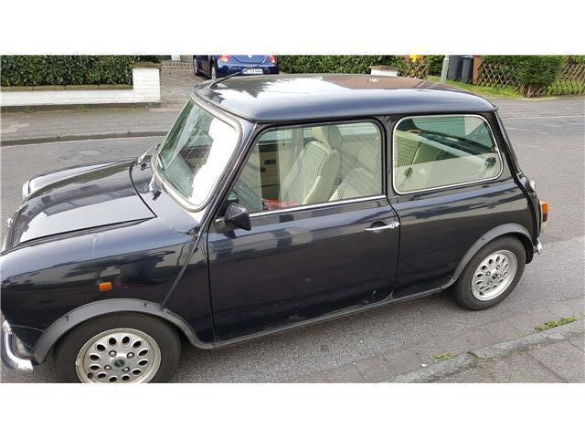 mini gebrauchte rover mini kaufen 38 g nstige autos zum verkauf. Black Bedroom Furniture Sets. Home Design Ideas