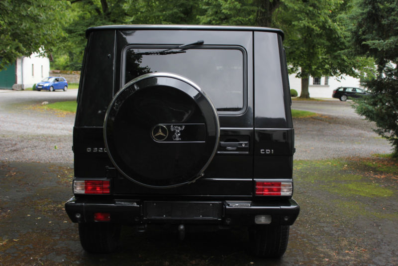 verkauft mercedes g320 g modell statio gebraucht 2006 km in meschede. Black Bedroom Furniture Sets. Home Design Ideas