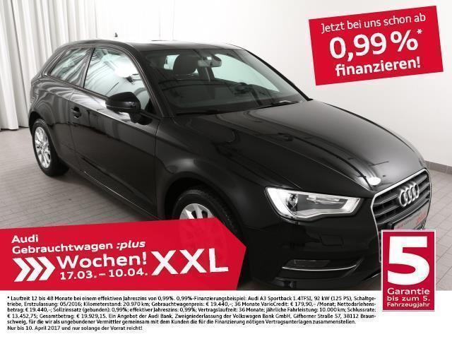 gebraucht Audi A3 A3 Attraction Attraction 1.6 TDI clean diesel
