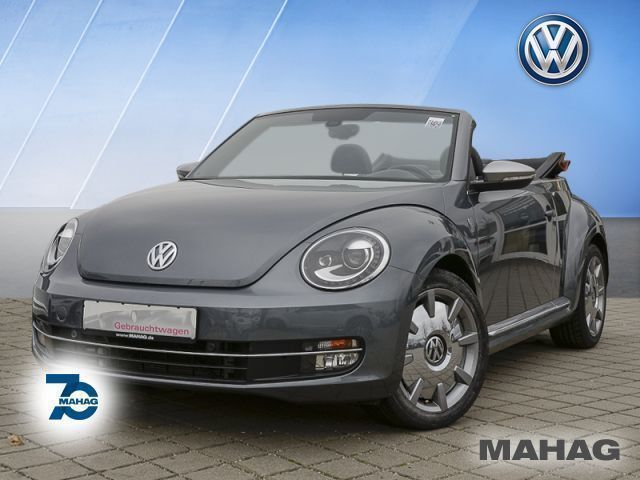 verkauft vw beetle cabrio 2 0 tdi karm gebraucht 2015. Black Bedroom Furniture Sets. Home Design Ideas